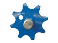 8 tooth sprockets