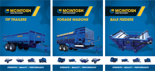 McIntosh Farm Machinery Brochures