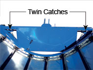 Twin Catches