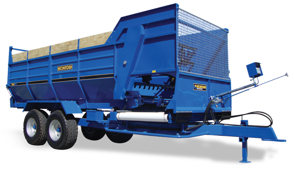 McIntosh Forage Wagon